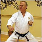 Kevin Bryce karate picture