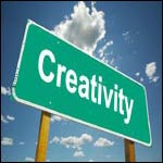 creativity sign photo