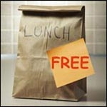 free lunch photo